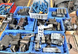 (7) Bins Of Form Tools, Shave Tools, Double Deckers