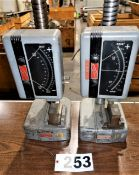 Pratt And Whitney (2) Sigmatic Gages