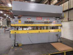 Chicago D&K 1214R 150-Ton Mechanical Press Brake