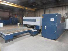 2011 Trumpf Trumatic L3030 CNC Laser Cutting Machine - 6000 Watt