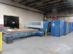 2004 Trumpf Trumatic L-4050 CNC Laser Cutting Machine