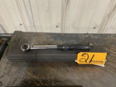 Torque Wrench 20-150ft-Lb.