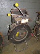 Signode Banding Cart with Banding Ratchet [Loc: Church Hill]