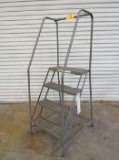 4-Step Portable Staircase [Loc: Church Hill]