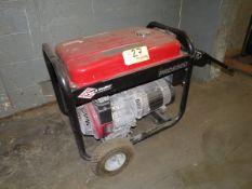 Briggs & Stratton PRO6500 Gas Generator 13HP [Loc: Church Hill]