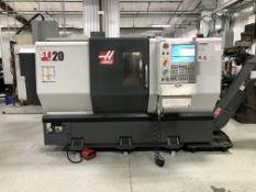 2014 Haas ST-20 CNC Lathe