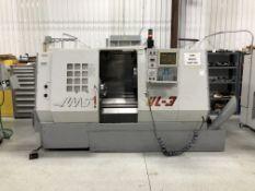 1997 Haas HL-3 CNC Lathe