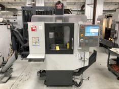 2013 Haas Mini Mill CNC Vertical Machining Center