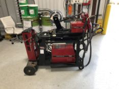 Lincoln Electric Power Wave 355 Welder Package