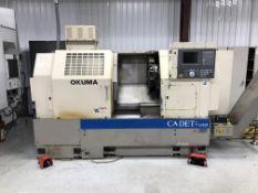 Okuma Cadet-L1420 CNC Lathe