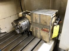 Model RT225VN 4th Axis Rotary Table