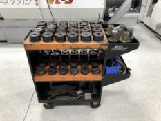 Huot ToolScoot Cart w/ Tool Holders
