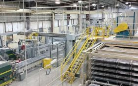ASSETS FORMERLY OF GEORGIA-PACIFIC'S 100,000 SF GYPSUM CORE DOOR PLANT