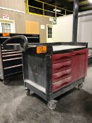 Rubbermaid Trademaster Rolling Toolbox