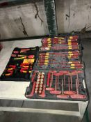 Lot of Insulated Hand Tools