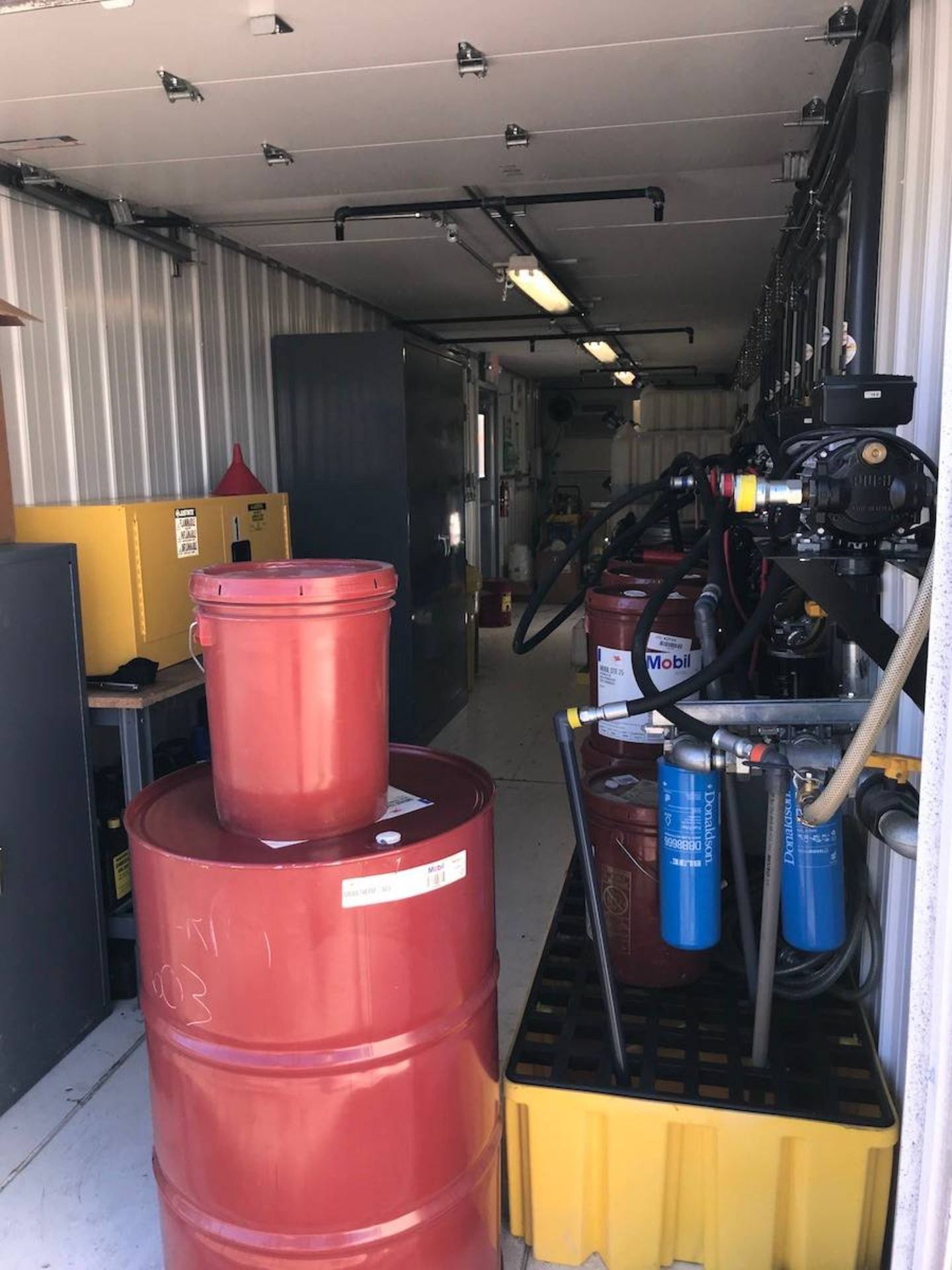 40-Ft. Lube Shed Container - Image 5 of 30