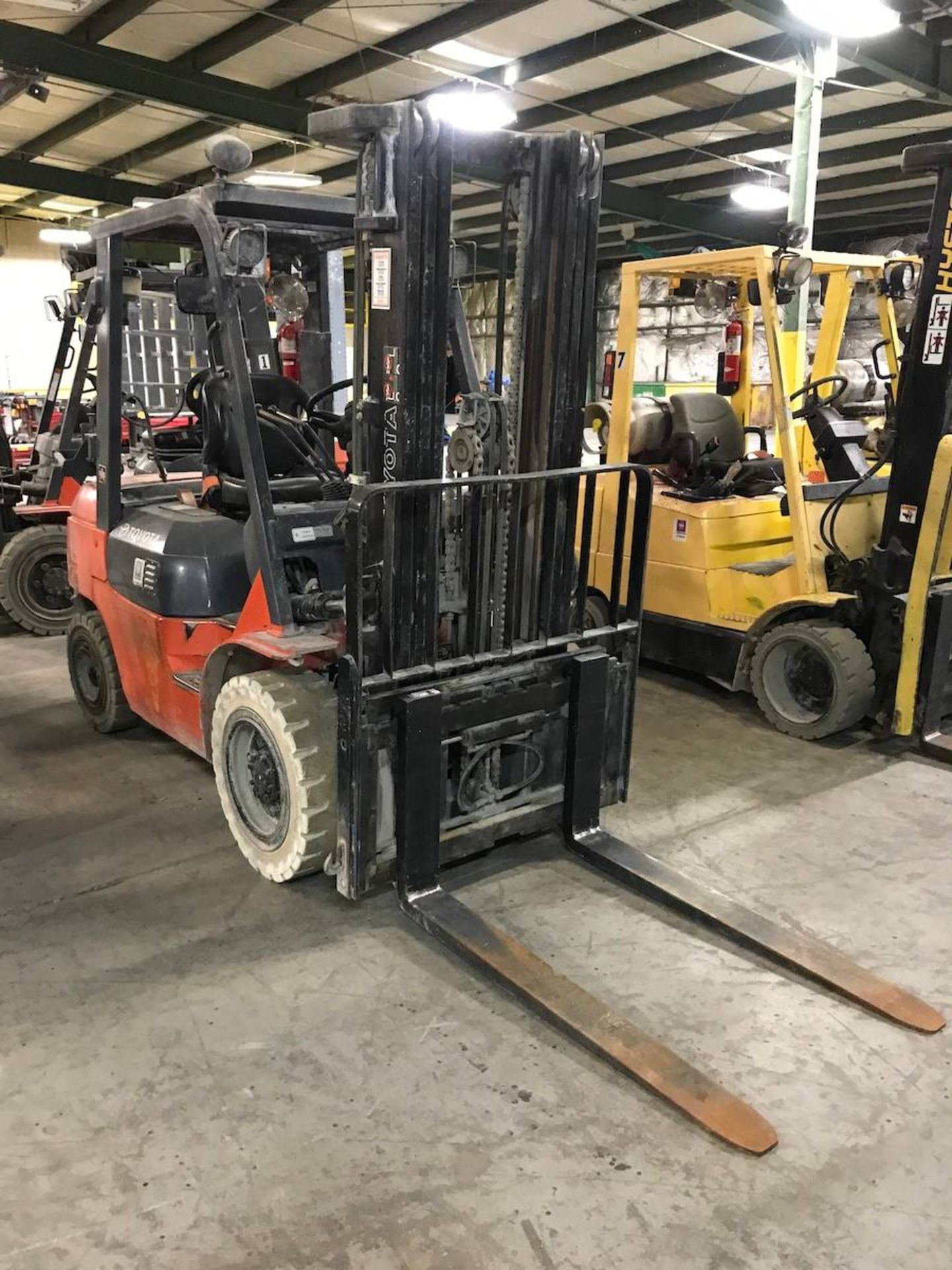 Toyota 7FGU30 Forklift Truck - Image 3 of 6
