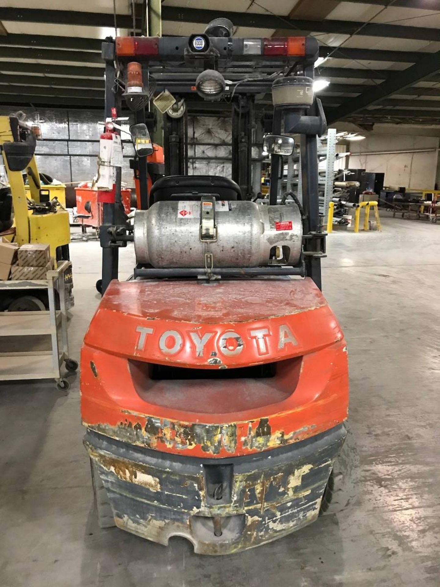 Toyota 7FGU30 Forklift Truck - Image 3 of 7