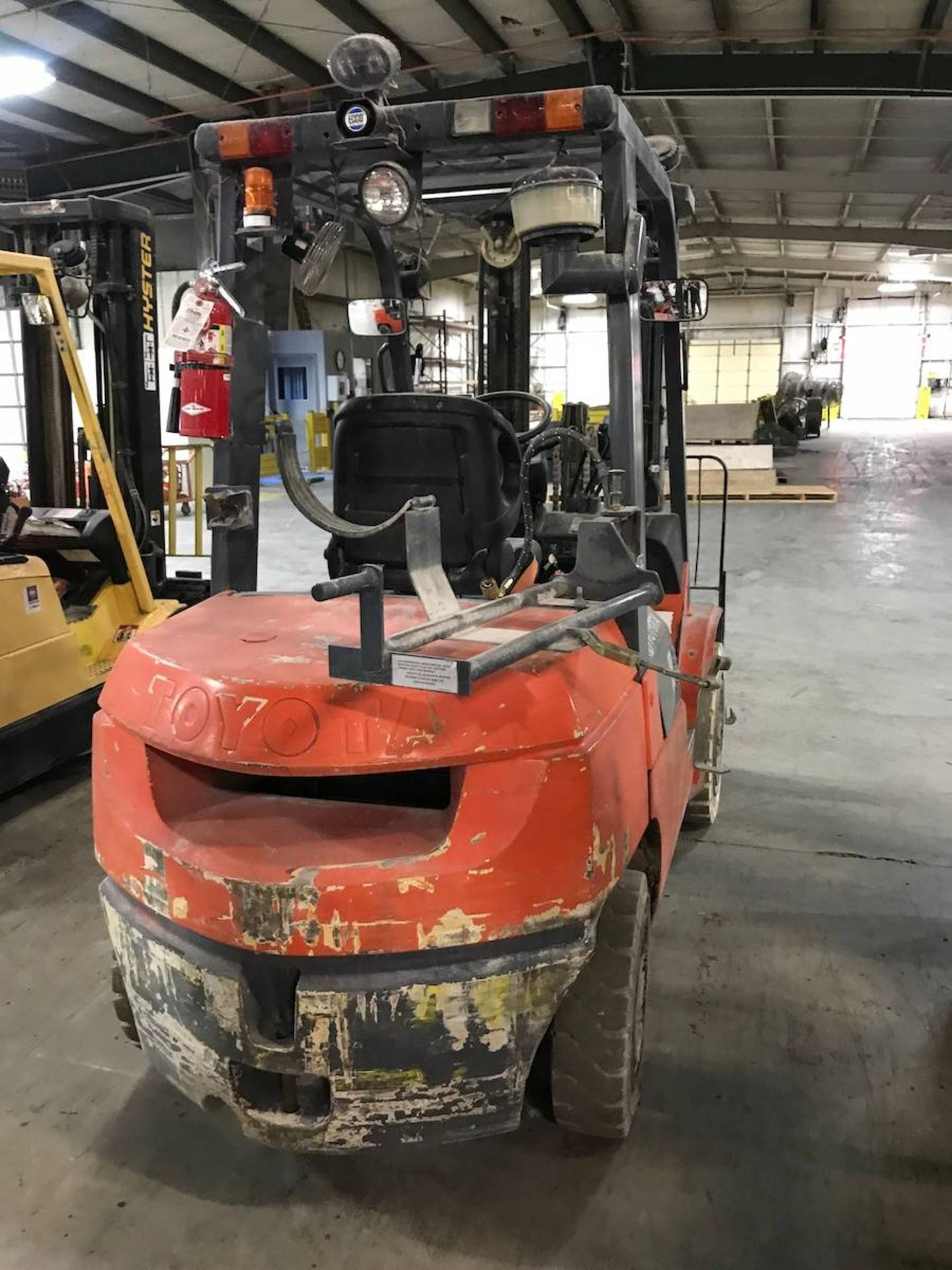 Toyota 7FGU30 Forklift Truck - Image 4 of 6