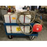 Used Oil Cart