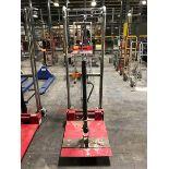 Dayton 4ECW7 Hydraulic Lifter