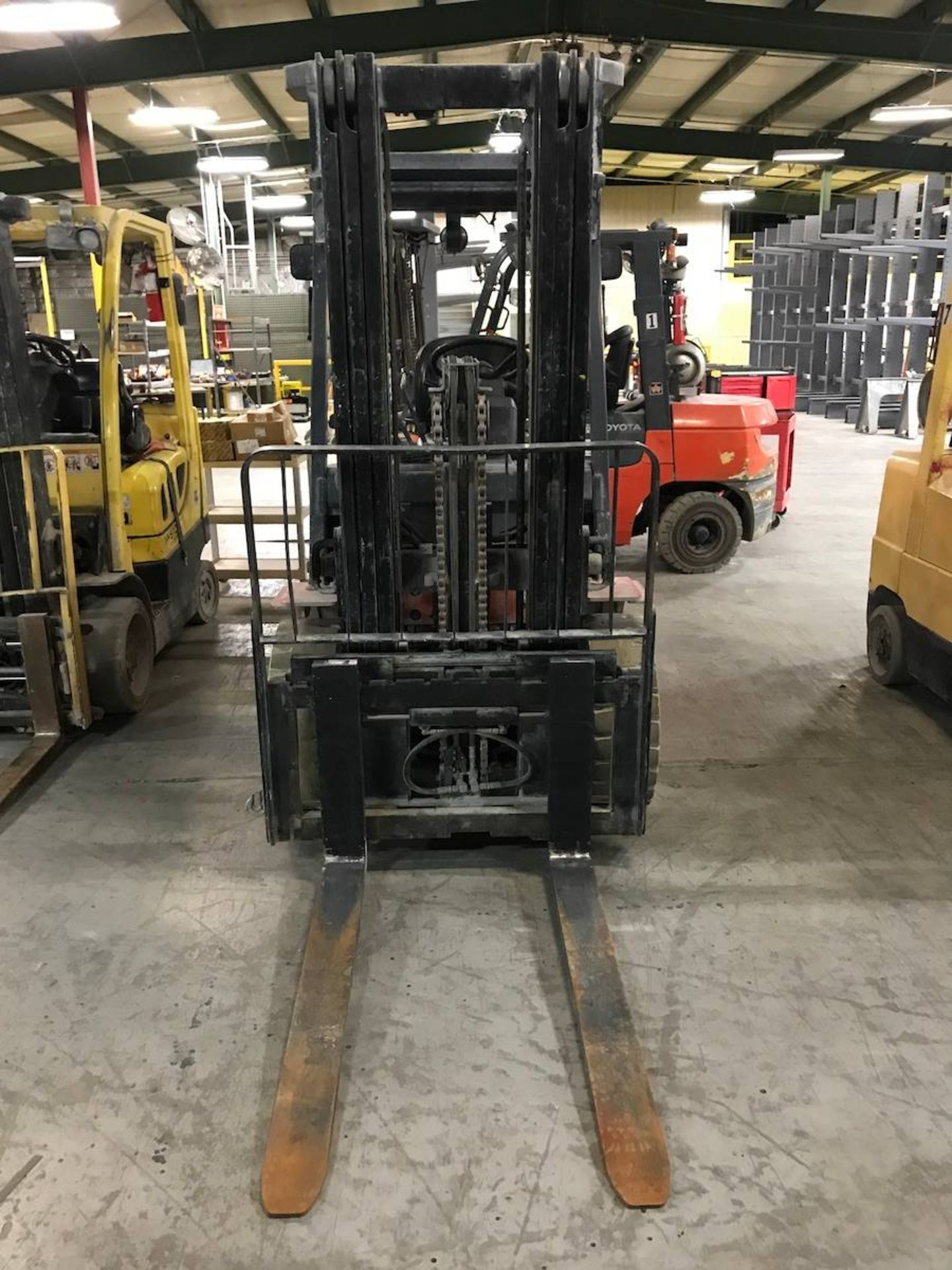 Toyota 7FGU30 Forklift Truck - Image 2 of 6
