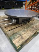 "16"" Manual Rotary Table"