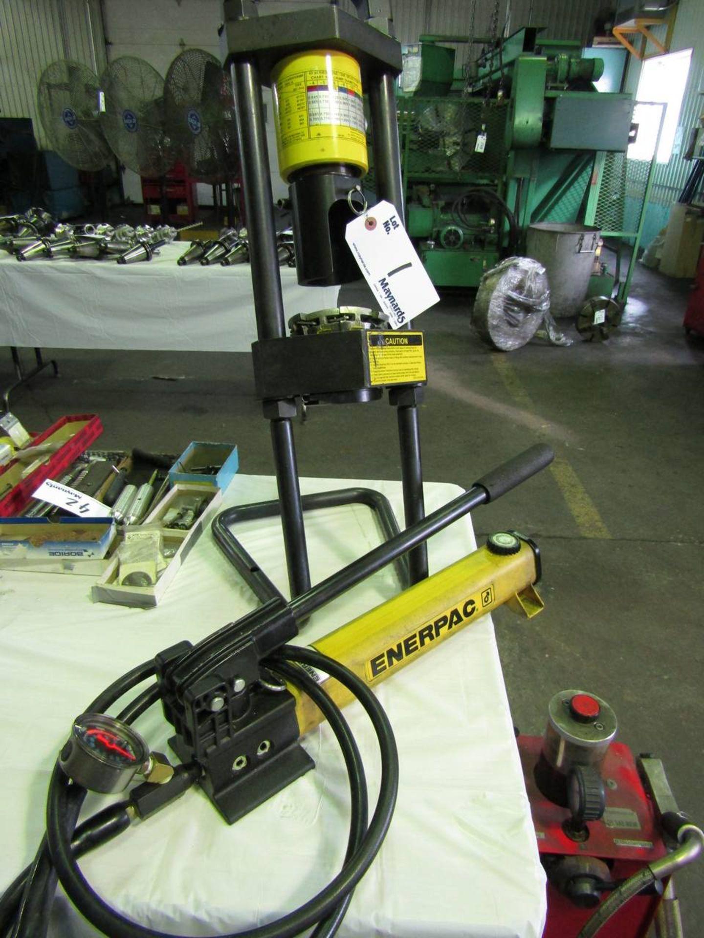 Enerpac/KerryKrimp P392/82C-080 Hydrualic hand pump