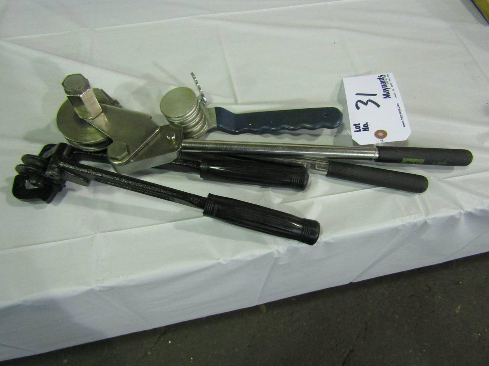 Manual Pipe Benders