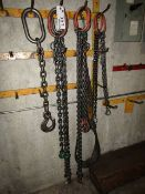 Crane Chains with Rack