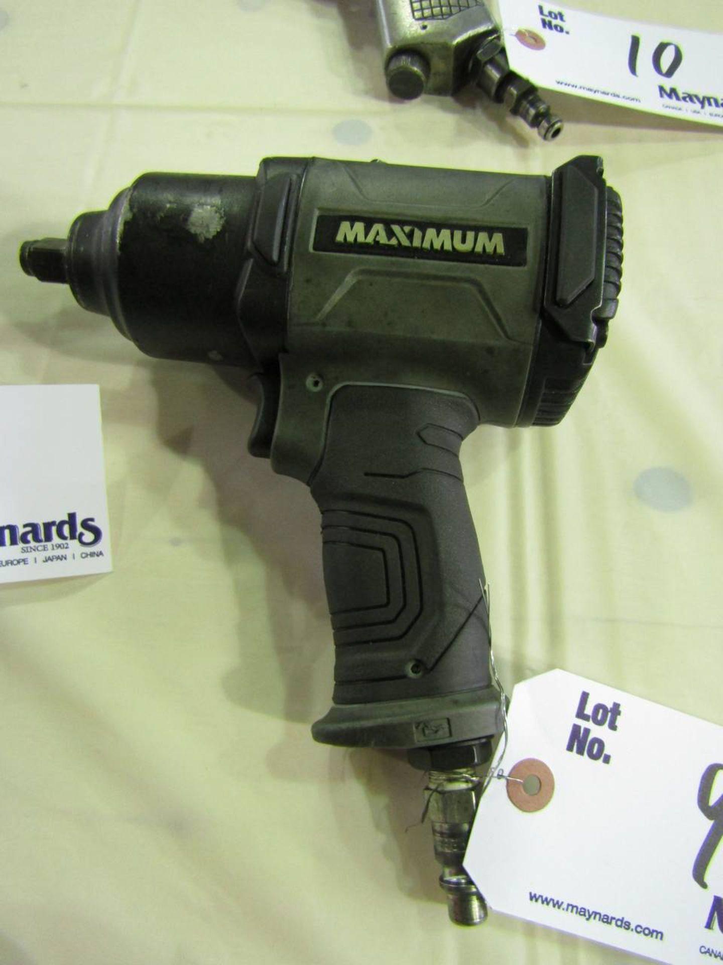 Maximun Impact Wrench