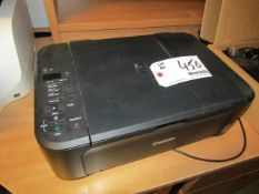 Canon MG2120 Printer Scanner