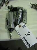 UltraPro/CP (1) Air Drill and (2) 90 Degrees Bending Pneumatic Die Grinder