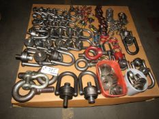 Eye Bolts and Other Crane accessories