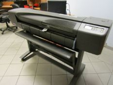 HP Designjet 800 Large format Inkjet Color Printer