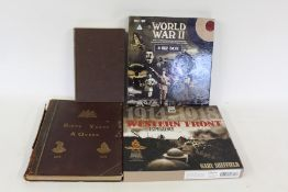 Historical, Military, Religion and Royalty related volumes, to include the Last Tudor King, Rome