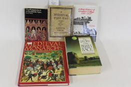 Historical interest books, to include Jeremy Paxman the English- Portrait of a People, the Story