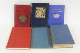 British Empire related volumes, to include the Last Days of the British Raj, the Rise of Our East