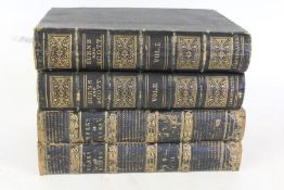 The complete works of Robert Burns including his correspondence: and the poetical works of Sir