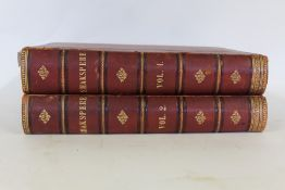 The Works of Shakespeare with notes by Charles Knight, two volumes (2)