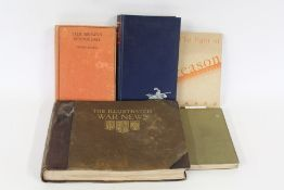 Military, Conflict and Empire related books, to include the Illustrated War News, the British