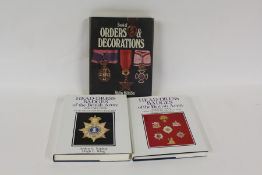 Head-Dress Badges Of The British Army Volumes one and two, by Arthur L. Kipling and Hugh L. King,