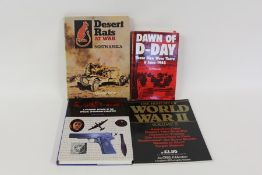 Military related books, to include numerous volumes relating to Field Marshal Montgomery, World Wars