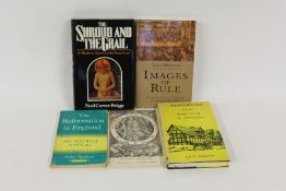 Books to include volumes related to history, cookery, yoga, Taoism etc. (qty)