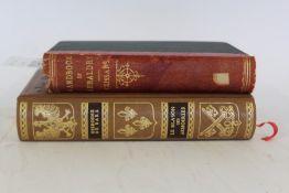 Handbook of Heraldry by John E. Cussans, published London 1882, Le Blason Des Armoiries (coats of