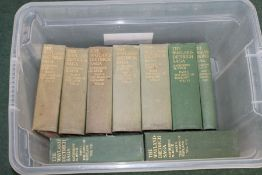 Katherine M. Buck, the Wayland- Dietrich saga, nine volumes , London 1924 (9)