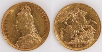 Victoria Sovereign, 1891, St George and the Dragon