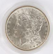 USA One Dollar, 1889