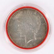 USA One Dollar, 1926, capsulated