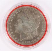USA One Dollar, 1899, New Orleans mint mark